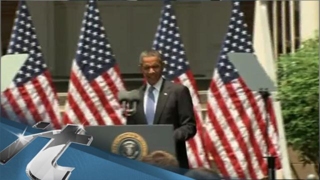 News video: WASHINGTON Breaking News: Obama Says Climate Change is Make-or-break Issue