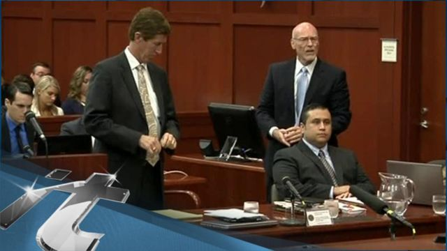 News video: George Zimmerman Breaking News: Witness: Martin Was On Top Of Zimmerman